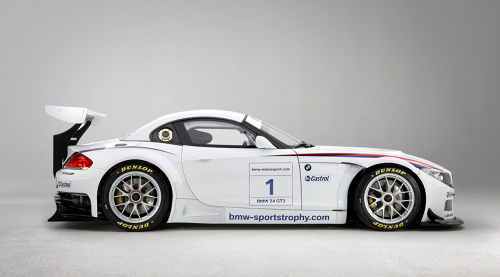 Bmw Z4 Gt3 2010 First Official Pictures By Car Magazine