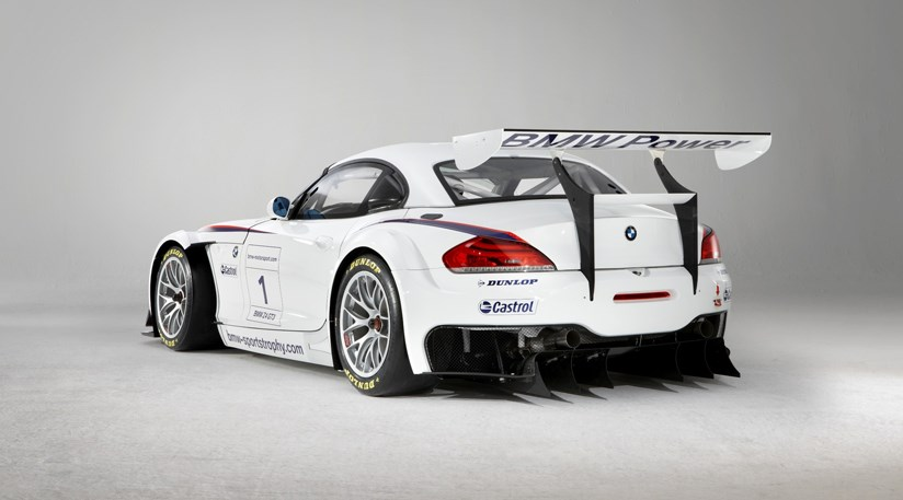BMW Z4 GT3 (2010) first official pictures by CAR Magazine