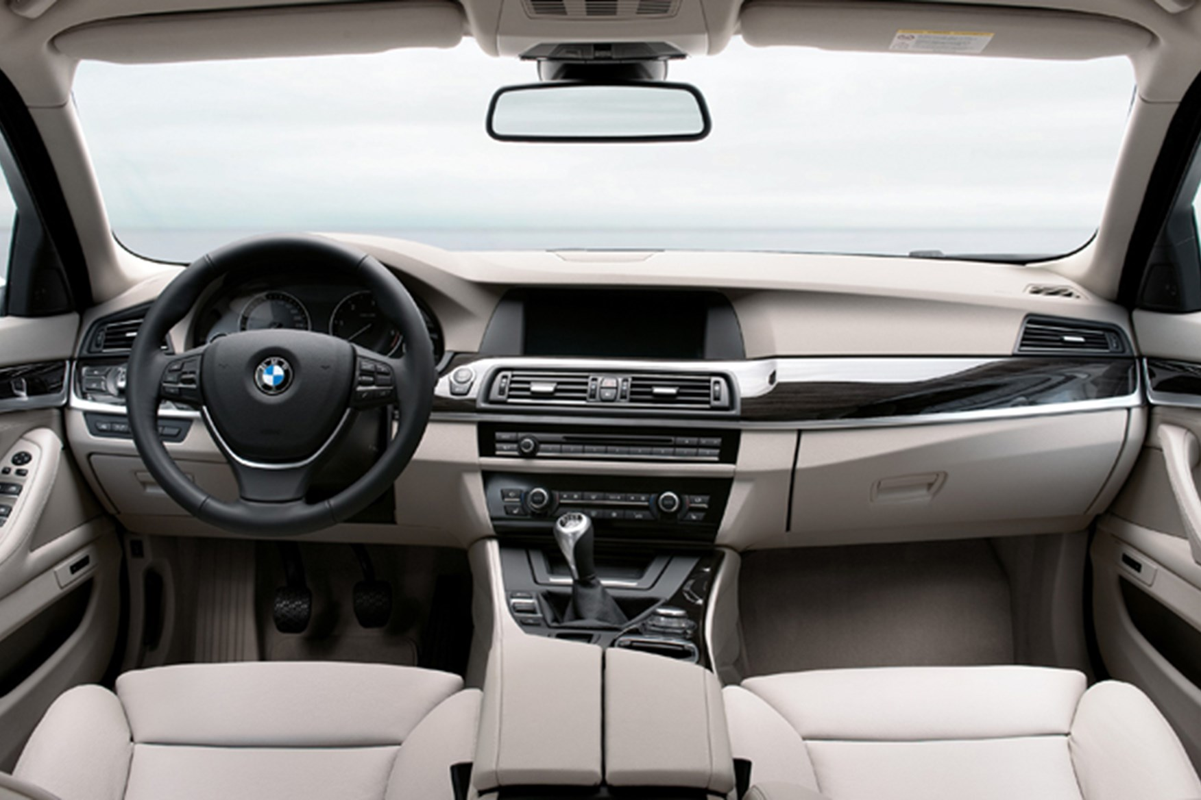 ... BMW 5 Series Touring (2010) First Official Pictures ...