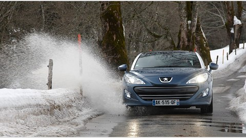 Peugeot RCZ 200 (2011) review | CAR Magazine