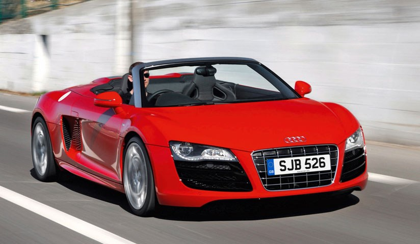 Audi R8 V10 Spyder 2010 Review Car Magazine