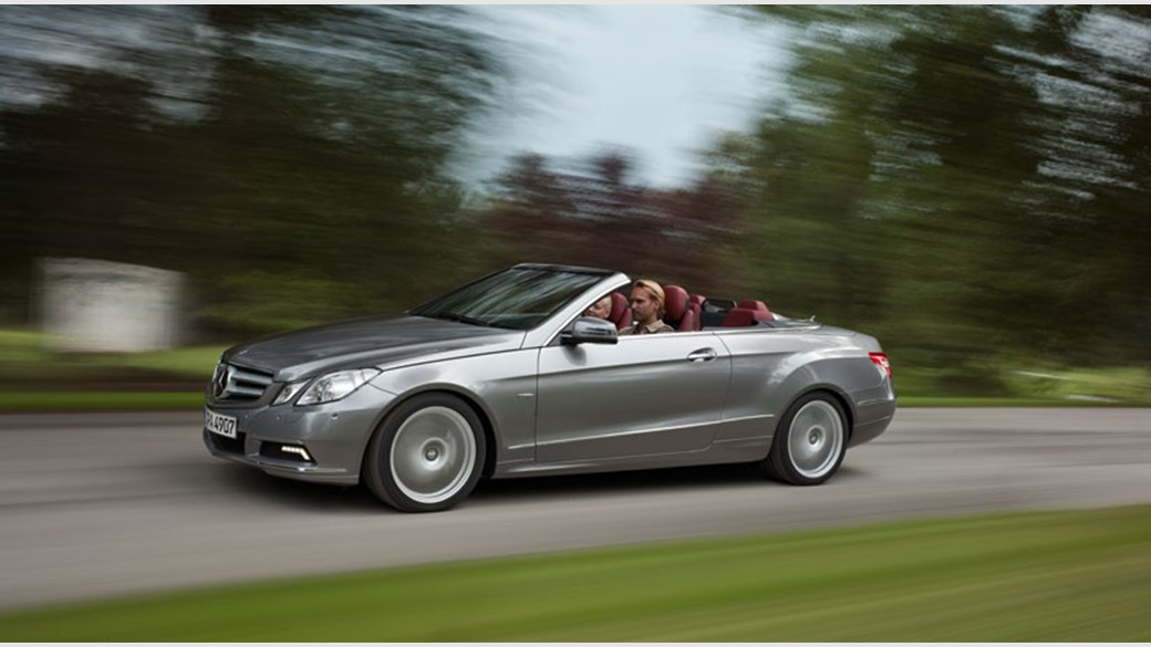 Mercedes E250 Cdi Cabriolet 2010 Review