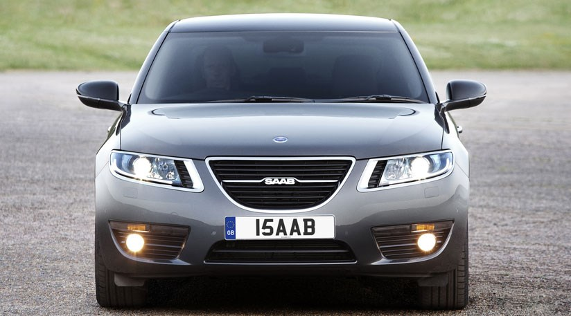 saab prices new 9 5 2010 from by car magazine. Black Bedroom Furniture Sets. Home Design Ideas