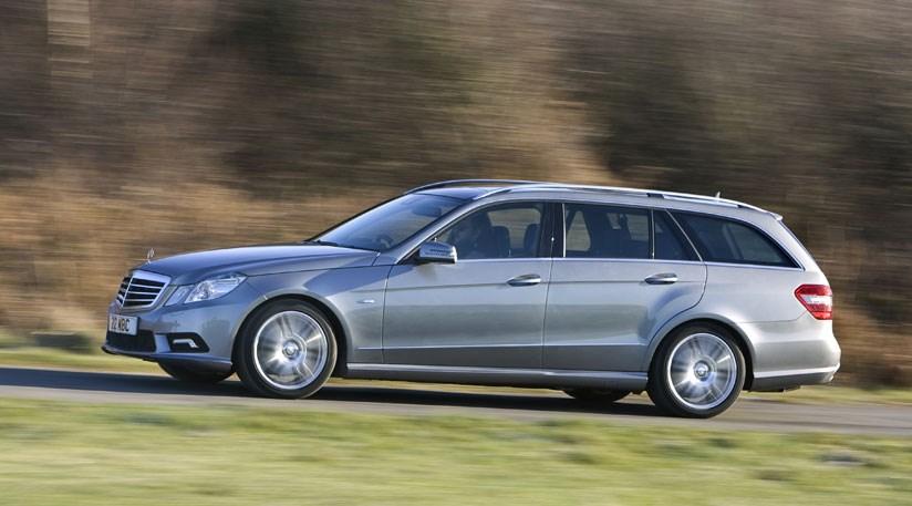 Mercedes e200 cgi blueefficiency estate 2010 review for Biggest mercedes benz