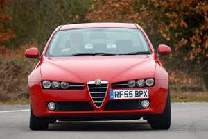 Today's Alfa Romeo 159 will be replaced by the Giulia in 2011
