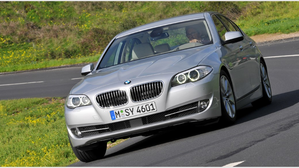 bmw 528i owners manual 2010