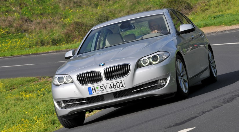 BMW 530d SE Gran Turismo (2009) CAR review