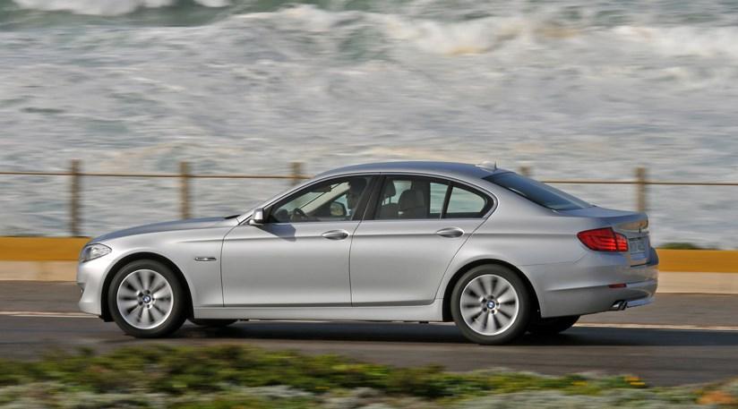 BMW 530d SE (2010) new review | CAR Magazine
