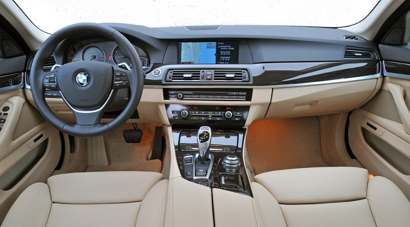 bmw 530d se 2010 new review by car magazine. Black Bedroom Furniture Sets. Home Design Ideas