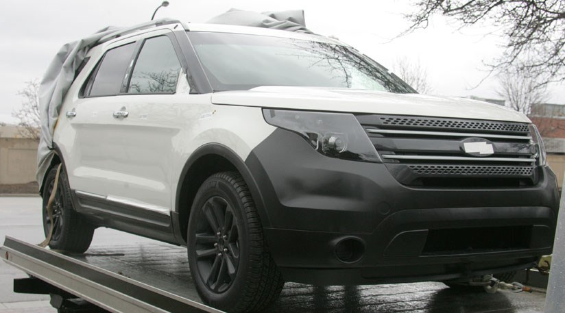 New 2011 Ford Explorer Pictures. Secret new cars