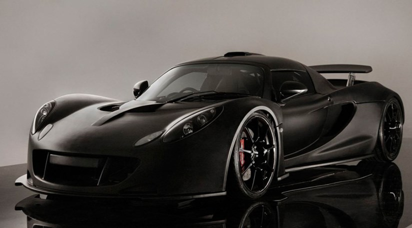 Hennessey Venom GT (2010) first official pictures | CAR Magazine
