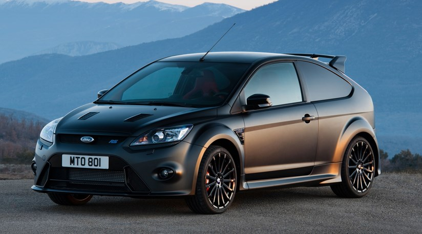 ford focus rs500 2010 first official pictures by car magazine. Black Bedroom Furniture Sets. Home Design Ideas