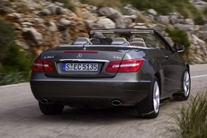 Mercedes E250 CGI Cabriolet (2010) CAR review