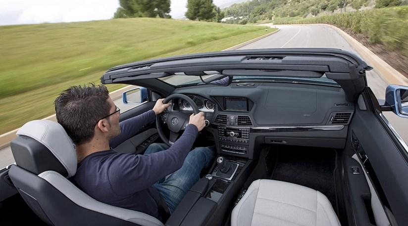Mercedes E250 Cgi Cabriolet 2010 Review Car Magazine