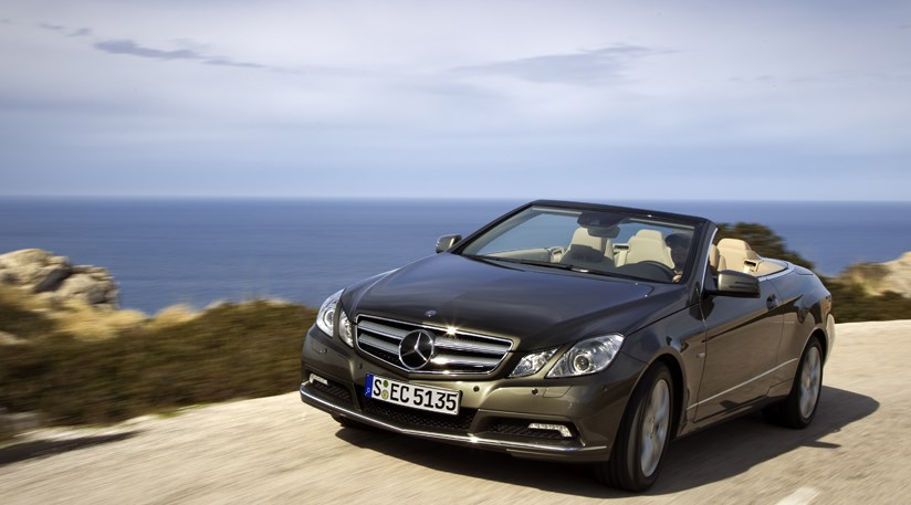 Mercedes E250 CGI Cabriolet (2010) review | CAR Magazine