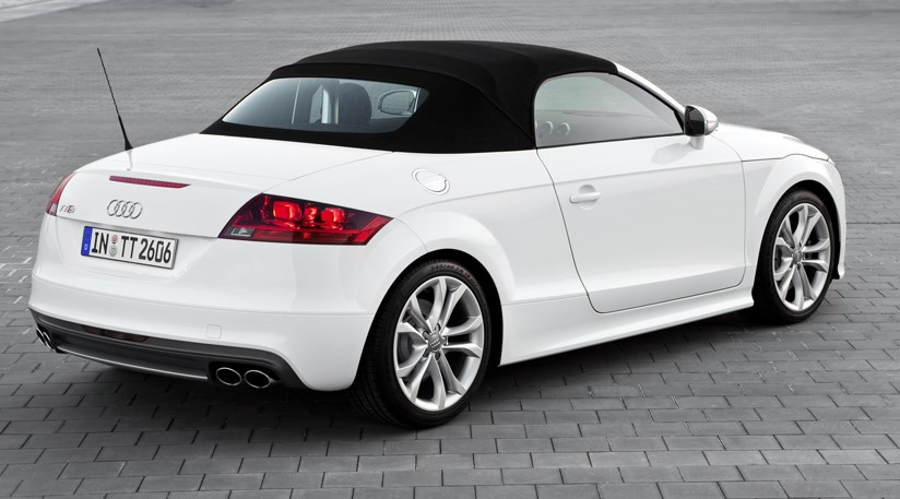 Audi Tt Coupe And Roadster Facelift 2010 First Pictures