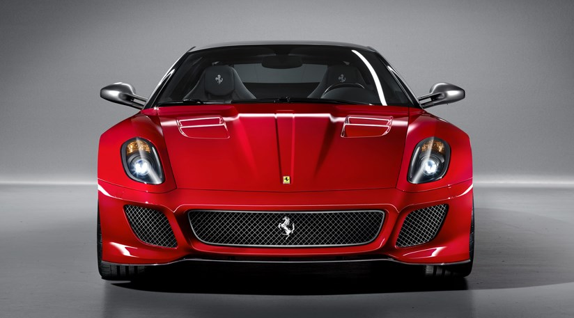 Ferrari 599 GTO (2010) First Official Pictures