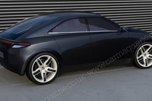 The Saab 9-2 would be positioned as Saab's Mini rival. But it's not yet on the product plan