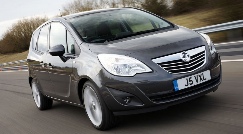 Vauxhall Meriva 1 4T SE (2010) review | CAR Magazine