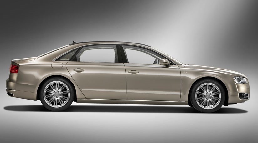 Audi A8 W12 LWB (2010): the first official photos | Automotive & Motoring