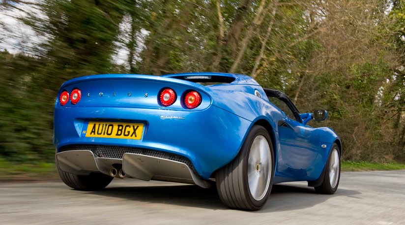 2001 lotus elise review