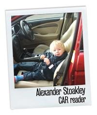 Jaguar and me - CAR reader Alex Stoakley