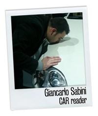 Jaguar and me Gian Carlo Sabini