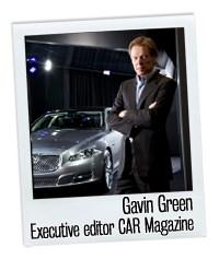 Gavin Green and Jaguar