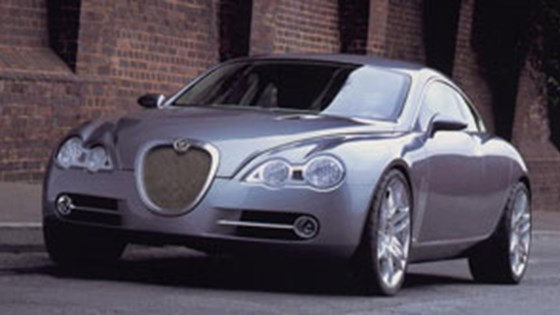 Jaguar S Concept Cars