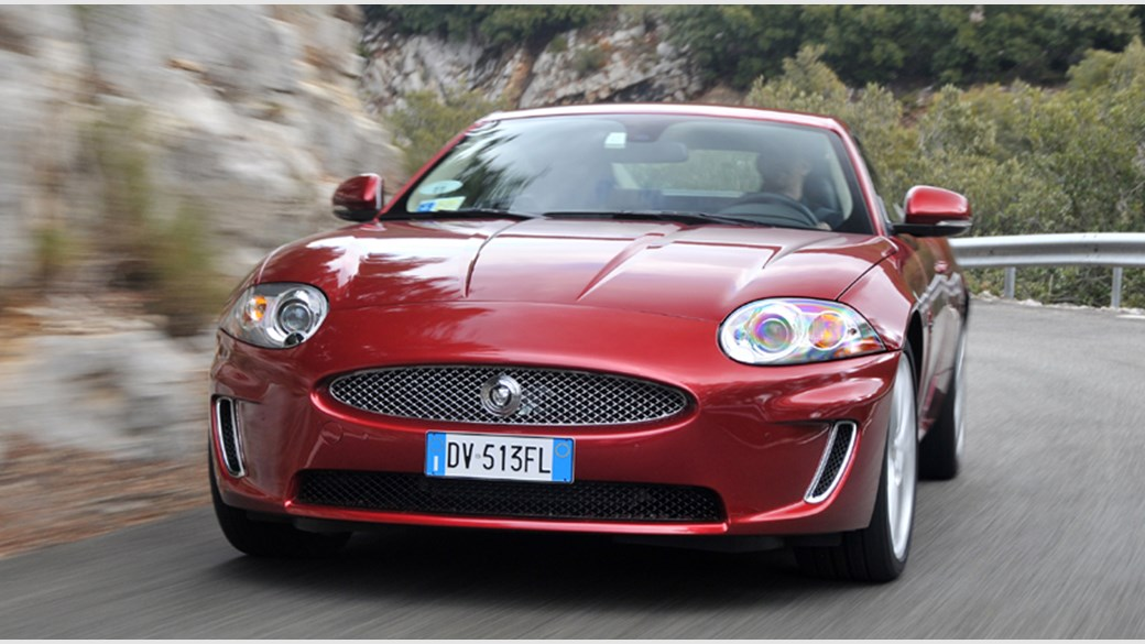 Jaguar Xk 5 0 Coupe 2010 Review