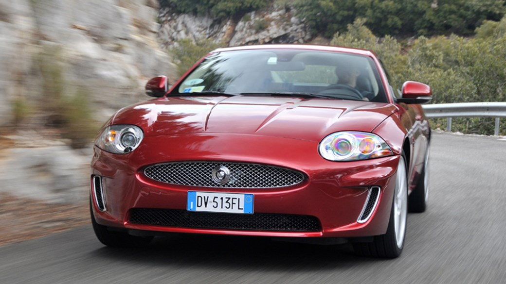 Exceptional Jaguar XK 5.0 Coupe: The New £59,900 Rival To The Porsche 911 And Merc