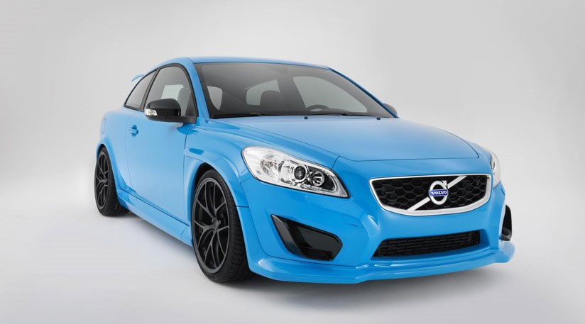 The Volvo C30 PCP concept car (2010). Hardly your average DRIVe Volvo