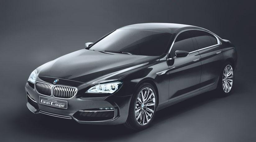 BMW Concept Gran Coupé concept (2010) first news | CAR Magazine