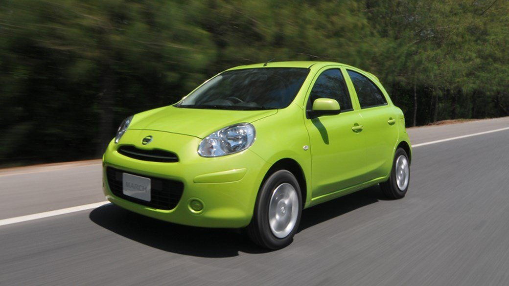Nissan March/Micra (2010) Review