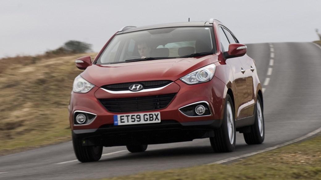Hyundai ix35 2010 review