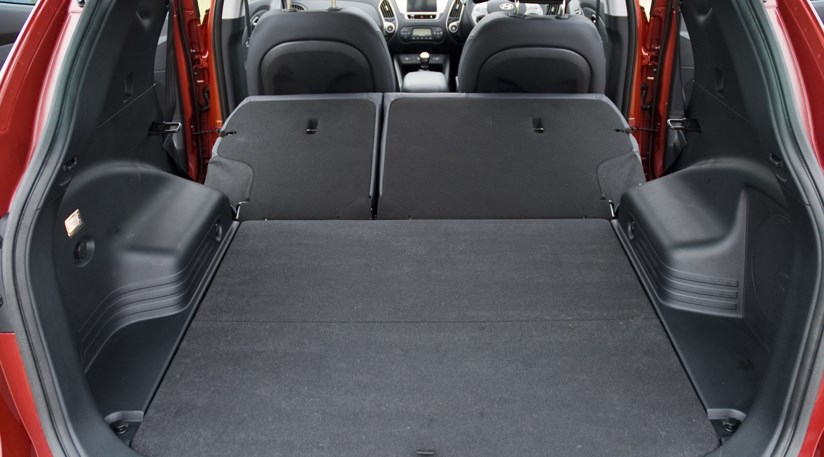 Hyundai ix35 2 0 CRDi (2010) review | CAR Magazine