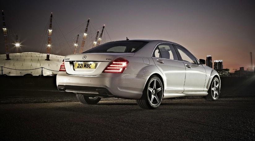 Mercedes Car Leasing >> Mercedes S350 CDI BlueEfficiency LWB (2010) review | CAR Magazine