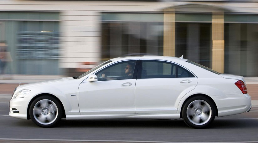 Mercedes S Cdi  Review