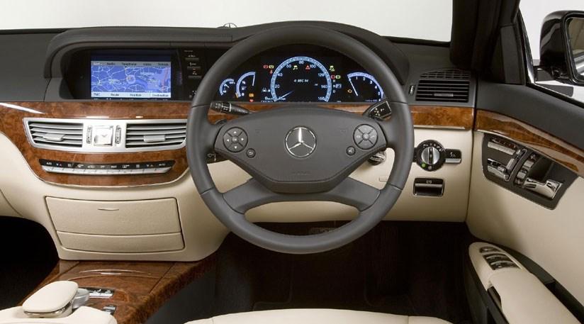 Mercedes Benz S  Cdi