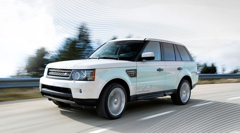 rangee 2013 the hybrid electric range rover sport by car magazine. Black Bedroom Furniture Sets. Home Design Ideas