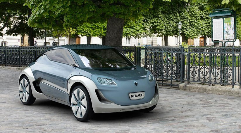 renault zo ze electric car 39 to cost 13 000 39 in uk car. Black Bedroom Furniture Sets. Home Design Ideas