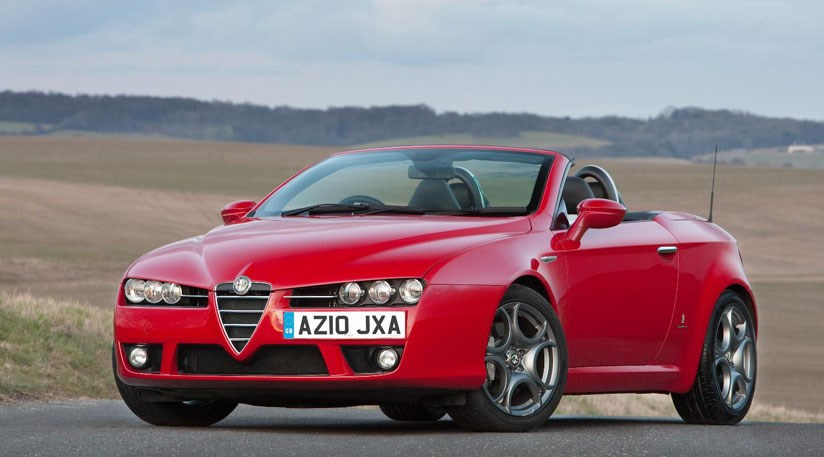 Alfa Romeo Brera And Spider TBi And JTDM NASIOC - Alfa romeo brera for sale usa