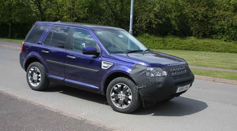 land rover freelander – the 2011 facelift scooped | car magazine