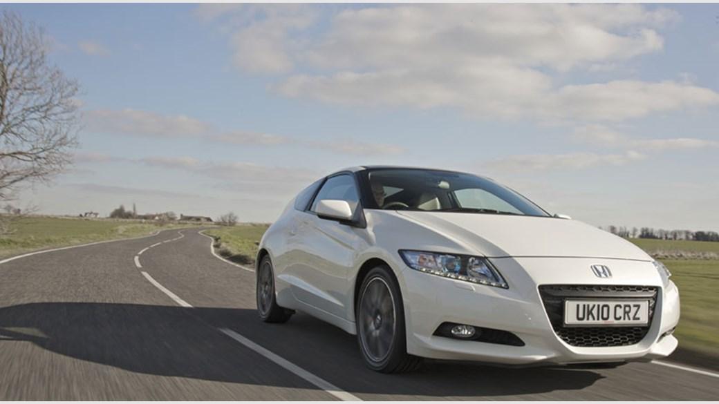 Honda Cr Z Hybrid