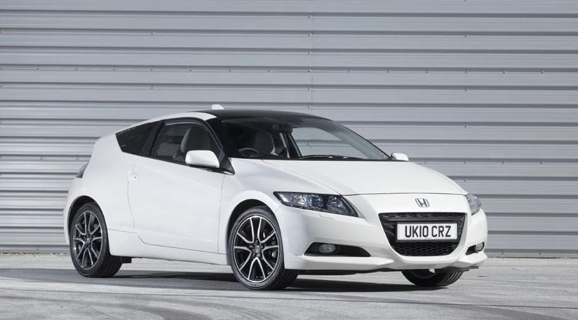 ... Honda CR Z Hybrid (2010) Review ...