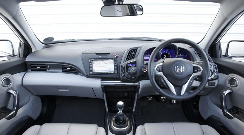 Honda Cr Z Hybrid 2010 Review Car Magazine