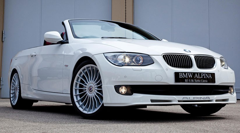 bmw alpina b3 s bi turbo 2010 goes on uk sale car magazine. Black Bedroom Furniture Sets. Home Design Ideas