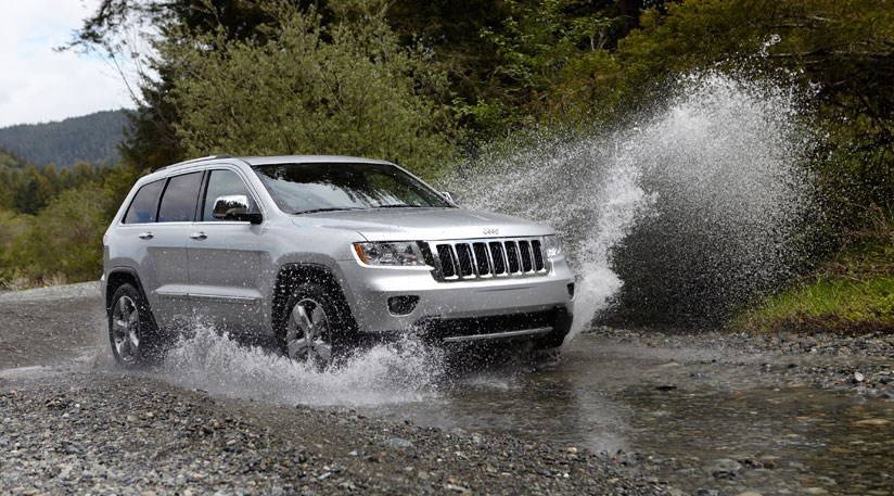 The New 2011 Model Year Jeep Grand Cherokee ...