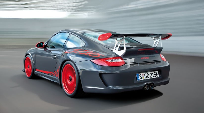 Porsche 911 Gt3 Rs 2010 Review By Car Magazine