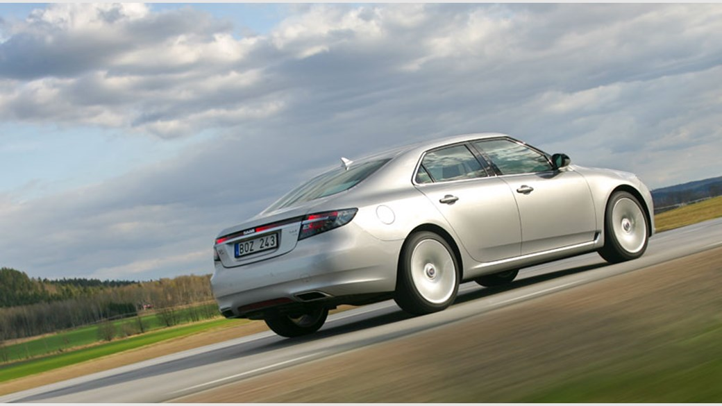 After 13 Years At Last Were Testing The New Saab 9 3